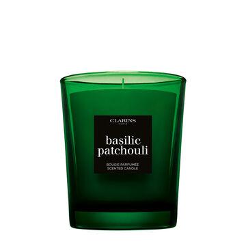Candela Profumata Basilico Patchouli