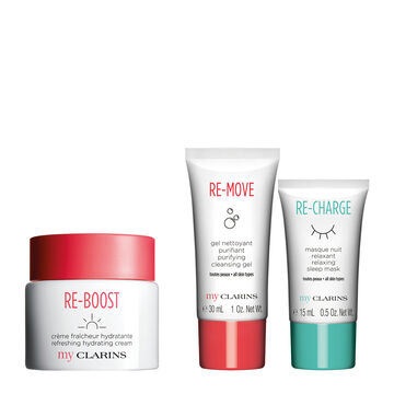 my CLARINS: i must-have.