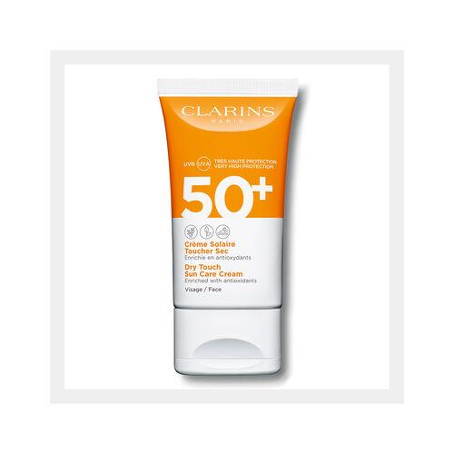 Crema Solare Viso Finish asciutto UVA/UVB 50+