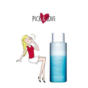 Pick&Love Struccante Occhi Express