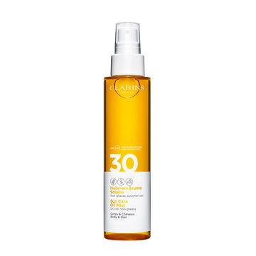 Olio Solare Spray Corpo UVA/UVB 30
