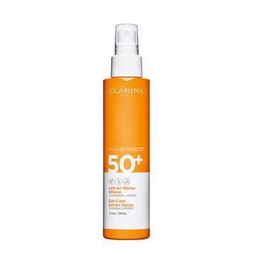 Latte Solare Spray Corpo UVA/UVB 50+