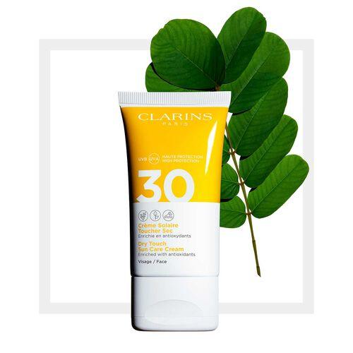 Crema Solare Viso Finish asciutto UVA/UVB 30