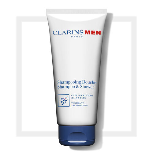 Shampoo Doccia ClarinsMen