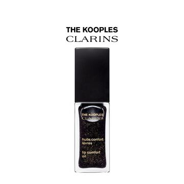 The Kooples x Clarins Lip Comfort Oil 10 flash black