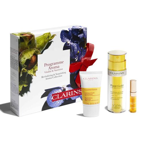 Revitalizing & Nourishing Aroma Collection