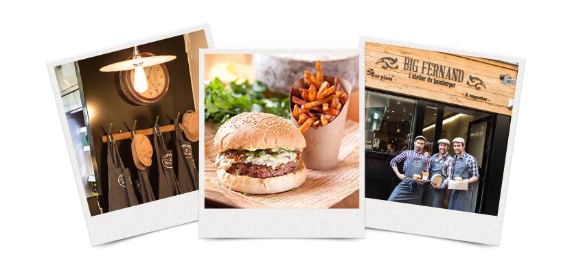 I migliori hamburger della Ville Lumière