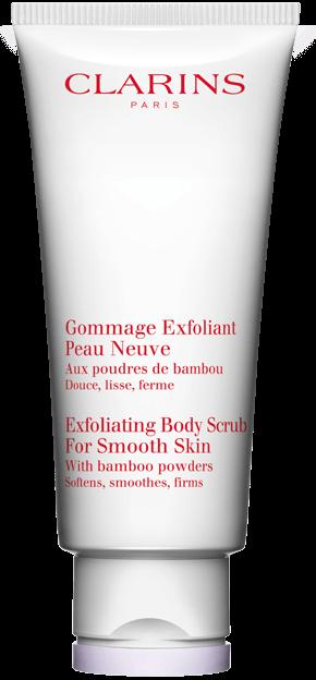 esfoliante corpo