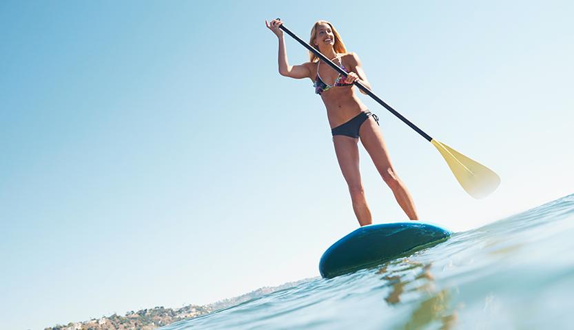 Stand Up Paddle: obiettivo addominali di ferro!