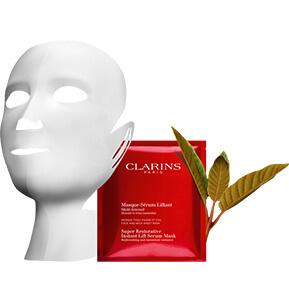 Multi-Intensive Maschera Siero di tessuto Effetto Lifting per viso e collo