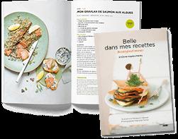 libro di ricette di Olivier Courtin Clarins