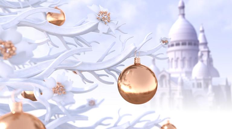 Découvrez la magie de Noël en vidéo