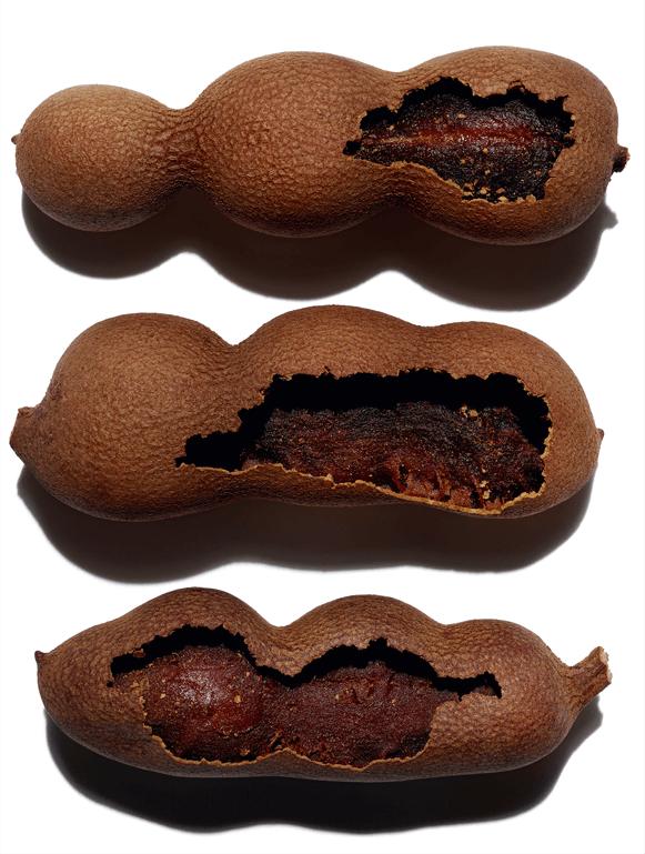 Acidi della polpa di tamarindo