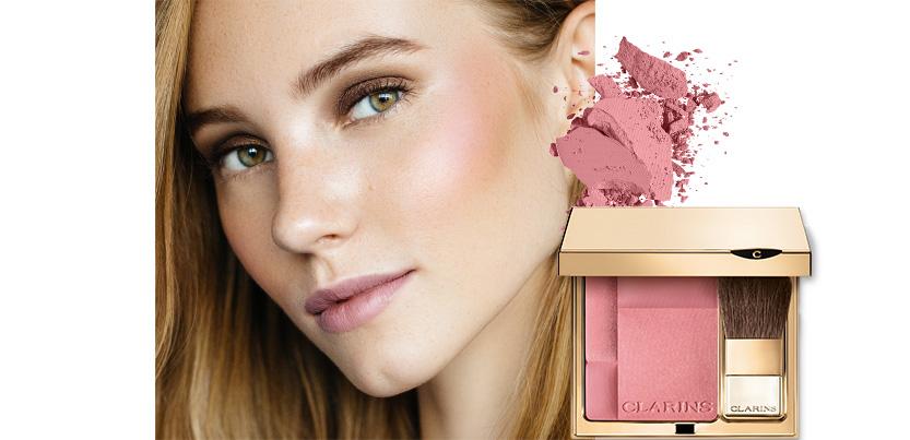 Le nuove tendenze del blush