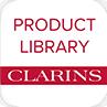 Logo Library Clarins