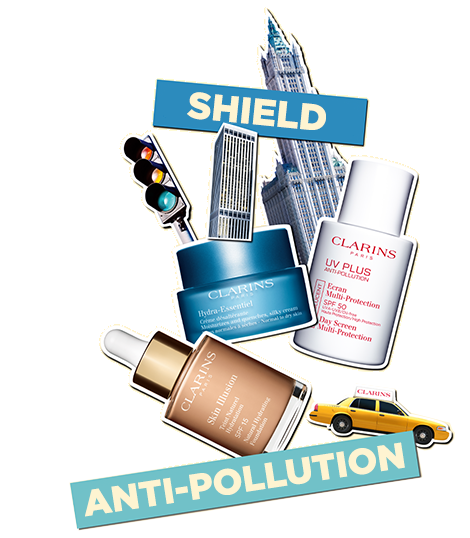 Essere protetta contro l'inquinamento